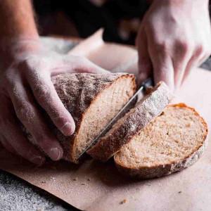 tostadas de pan artesano