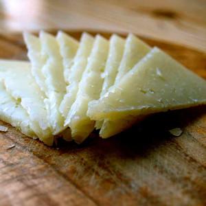 receta queso manchego frito casero