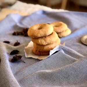 receta rosquillas de anís al horno