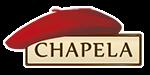 logotipo panadería artesanal Chapela