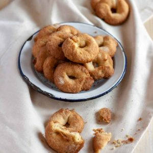 comprar rosquillas de harina frita