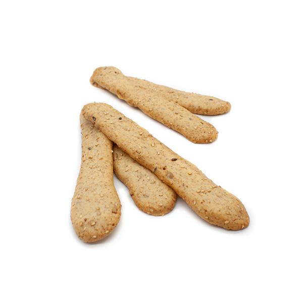 barritas de cereales hechas con pan tostado