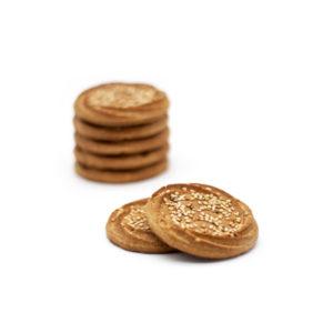 comprar galletas integrales con sésamo
