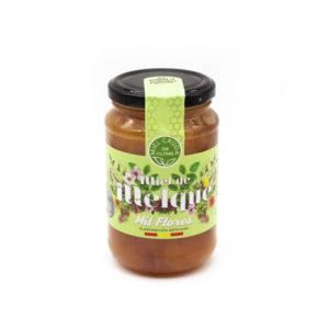 comprar miel cruda de tomillo