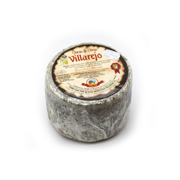 comprar queso curado con manteca y romero