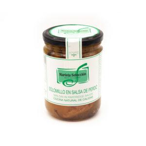 comprar solomillo en salsa de perdiz