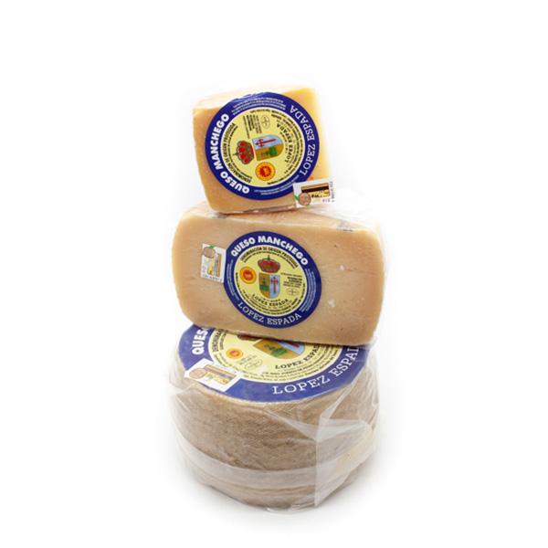 queso manchego curado